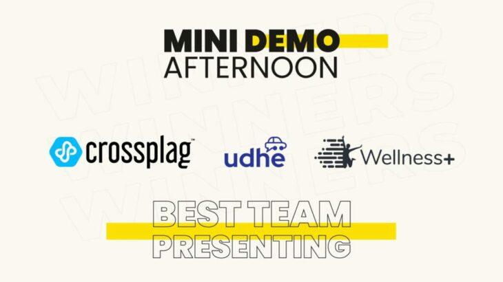 Reflektime dhe feedback për startupet e Uplift Albania në Mini Demo Afternoon