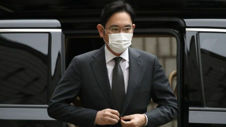 Dënohet me burg lideri i Samsung Eletronics