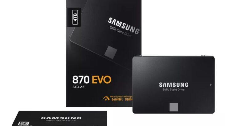 Modelet e reja SSD të Samsung sjellin më shumë performancë dhe çmime të ulëta