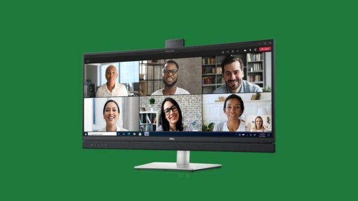Dell nxjerr në shitje monitorë me butonë të dedikuar Microsoft Teams