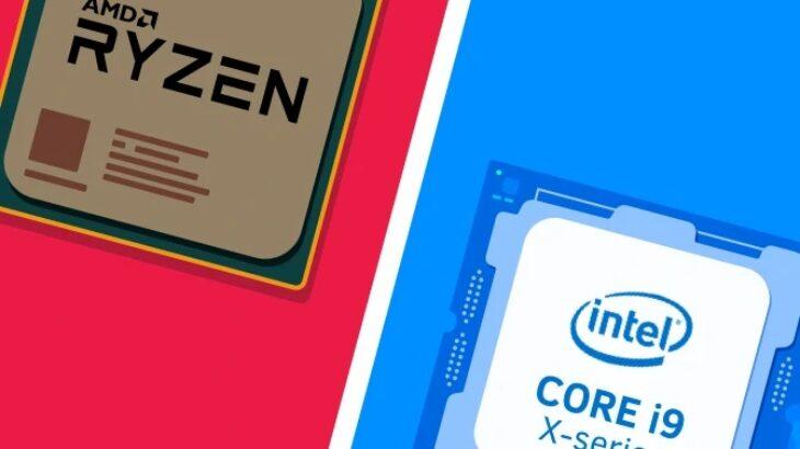 Pavarësisht disavantazhit teknologjik, Intel po lufton ashpër me AMD