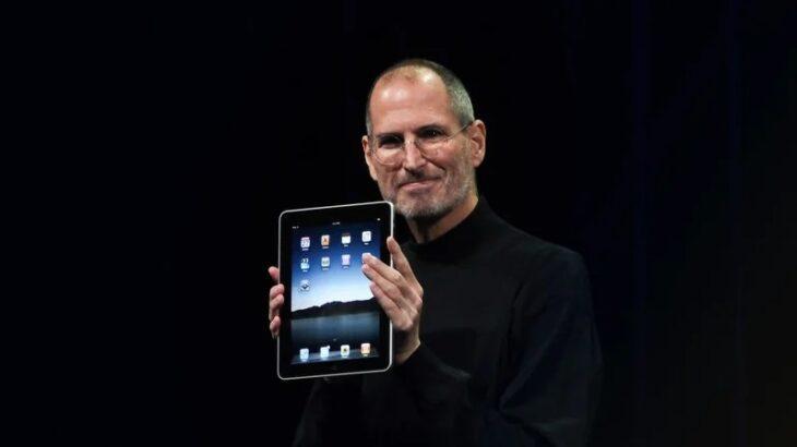 10 vite më parë u prezantua iPad i parë