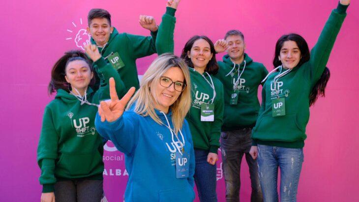 Edicioni i Veriut i UPSHIFT, grupe të rinjsh ndërtojnë të ardhmen e komuniteteve ku jetojnë