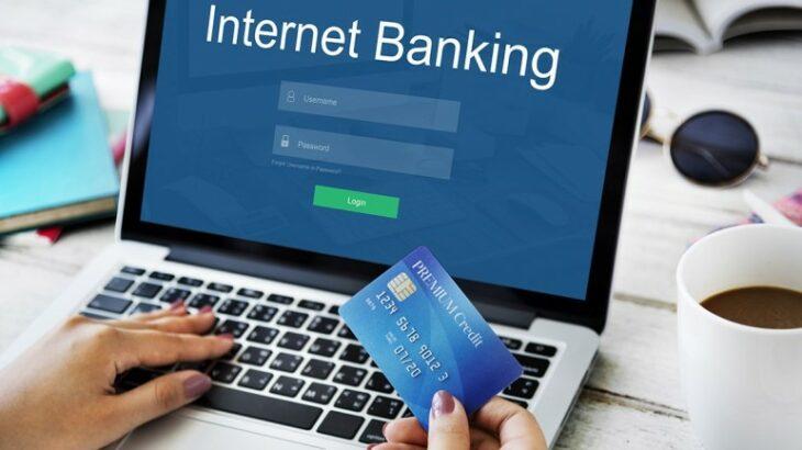Online Banking, 33% e llogarive menaxhohen nga interneti