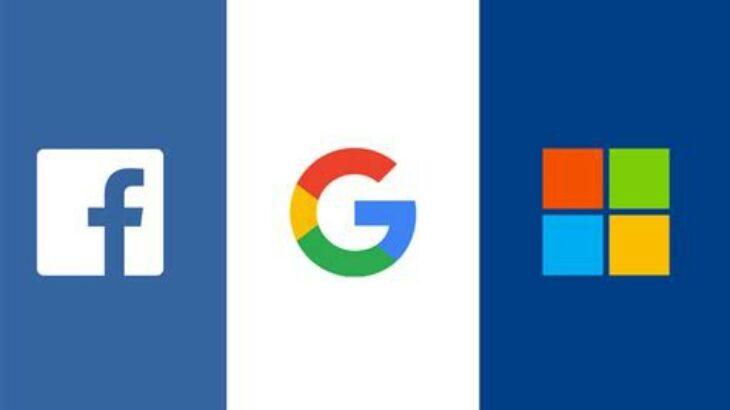 Microsoft sulmon Google dhe Facebook në Evropë