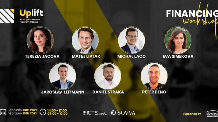 Më 18-19 Shkurt Uplift Albania sjell ekspertë nga Evropa në workshopin e hapur për financa dhe inovacion