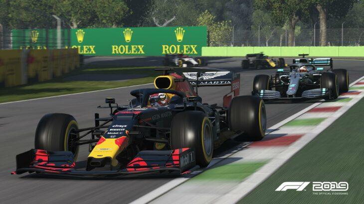 EA blen kompaninë pas lojës F1