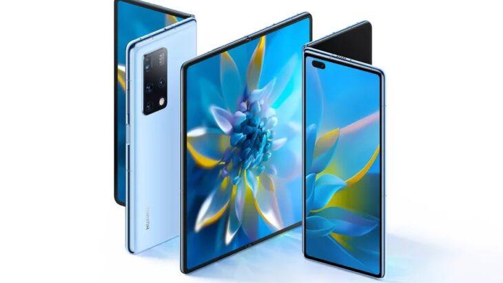 Gjenerata e dytë e smartfonit me ekran me palosje e Huawei adopton dizajn të ngjashëm me Galaxy Fold