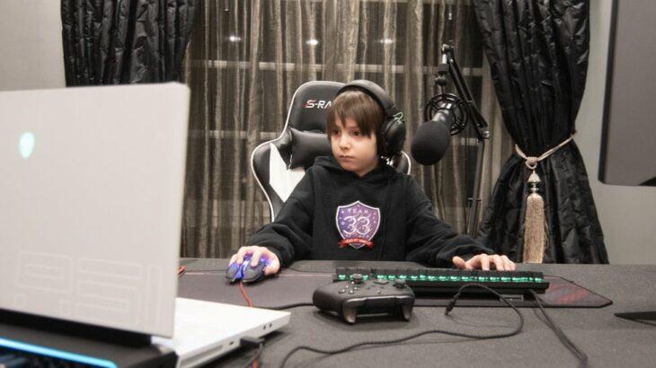 Njihuni me lojtarin profesionist 8 vjeçar të Fortnite