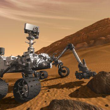 Roveri i NASA dërguar në Mars ka të njëjtin procesor që kishte një iMac 23 vite më parë