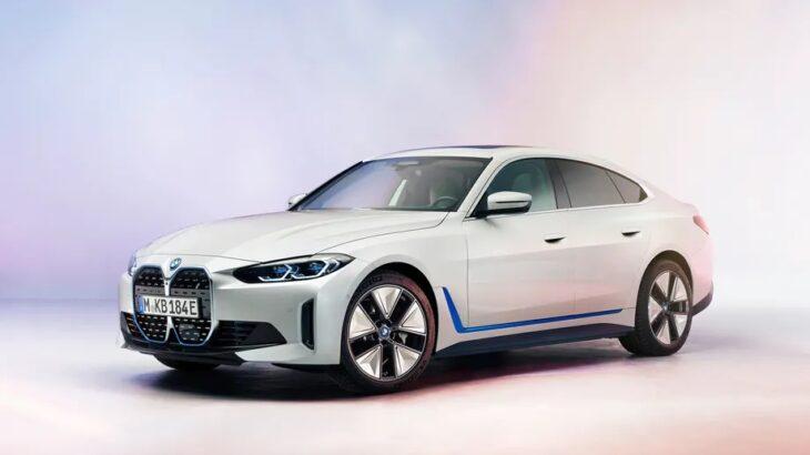 BMW prezanton veturën e parë elektrike për masat