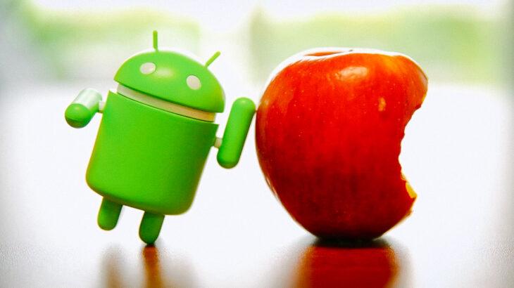 Një smartfon Android grumbullon 20 herë më shumë informacione rreth përdoruesve se iPhone