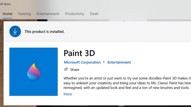 Microsoft heq dy aplikacione nga Windows 10-ta