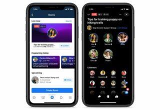 Facebook përgatit kopjen e aplikacionit Clubhouse