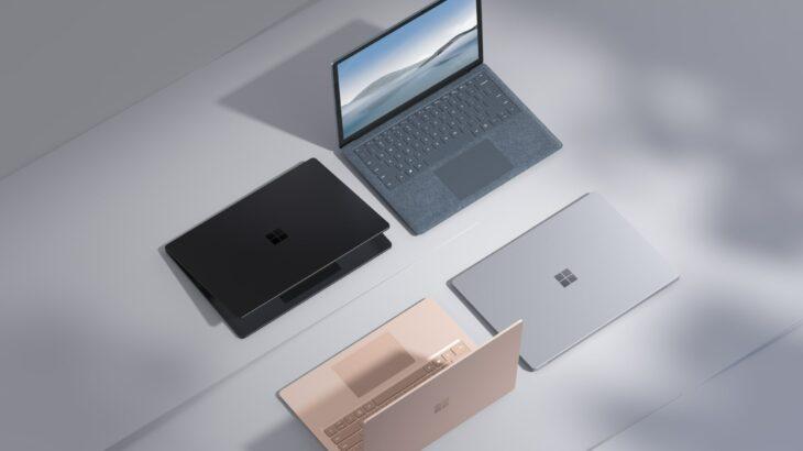 Microsoft prezantoi gjeneratën e katërt të Surface Laptop