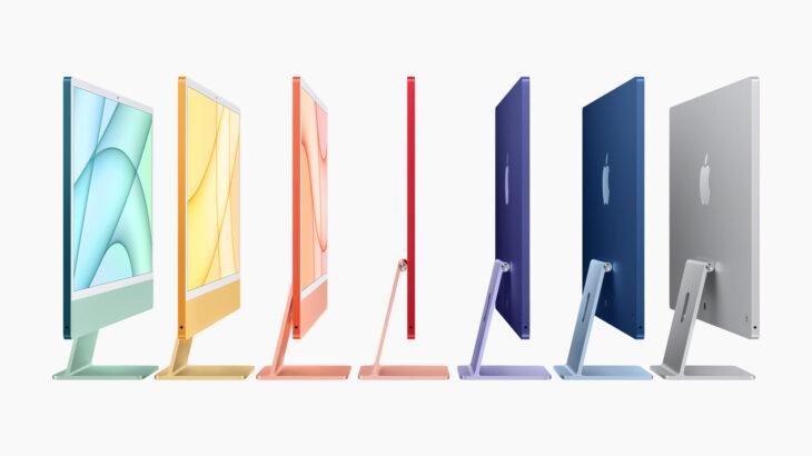 Apple prezantoi iMac e ri me procesorin M1