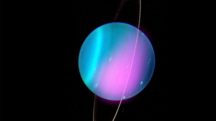 Pasqyrohen rrezet X të dërguara përpara 15 vitesh nga NASA në Uran