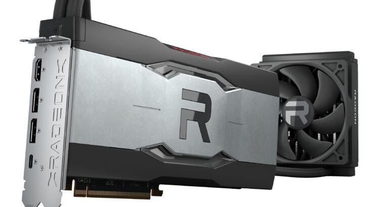 Radeon 6900 XT Liquid Edition është një kartë grafike me ftohje të lëngshme