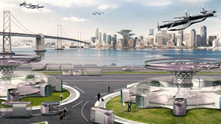 Hyundai: Makina fluturuese realitet në fund të kësaj dekade