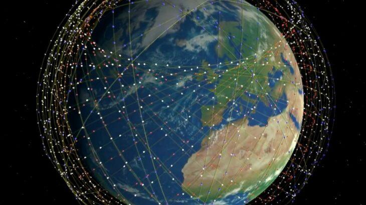 Internet satelitor Starlink me mbulim global deri në Shtator