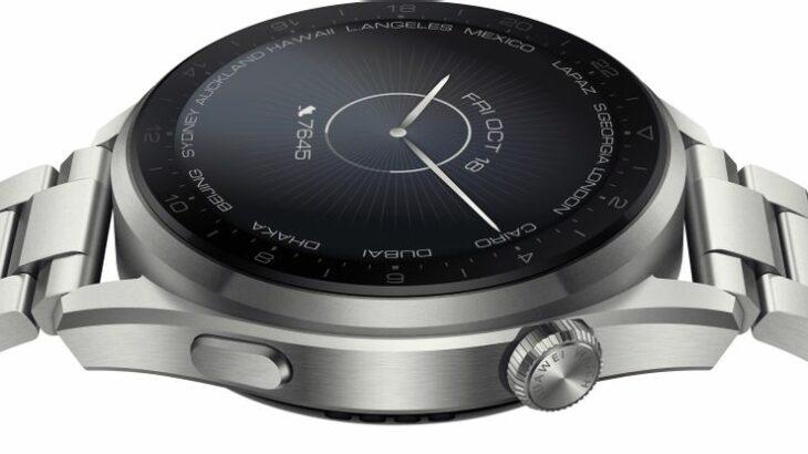 Huawei prezanton orët e para inteligjente me HarmonyOS