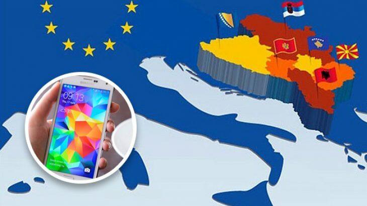 Nga 1 Korriku Kosovaret pa tarifa roaming ne Ballkanin Perendimor