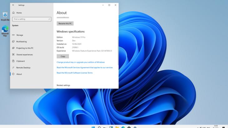 Microsoft kërkon rrëzimin e uebsajteve që po hostojnë versionin jo-zyrtar të Windows 11