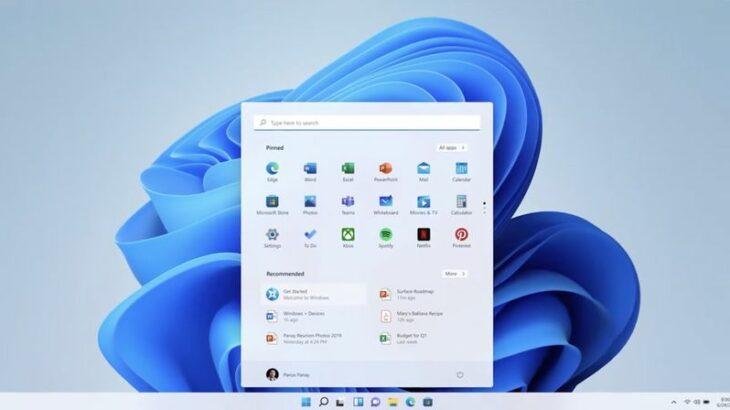 Microsoft prezanton zyrtarisht Windows 11