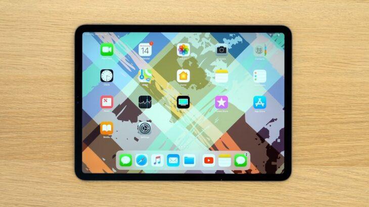 Modelet iPad pajisen me teknologjinë më të fundit të ekraneve