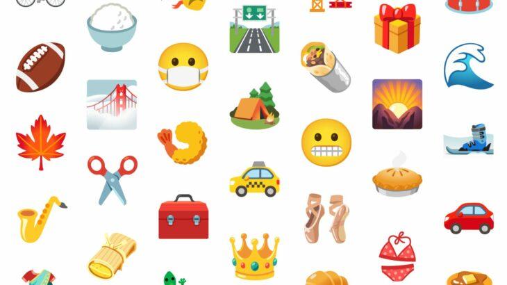 Google ridizajnon 1000 emoji në Android