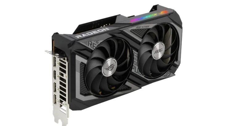 Karta e re grafike e AMD konkurron RTX 3060