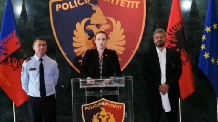 Pokuroria dhe Policia e Tiranës operacion të gjerë kundër krimit kibernetik