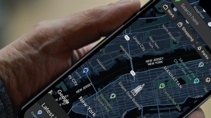Google Maps sjell më në fund dark mode në iOS