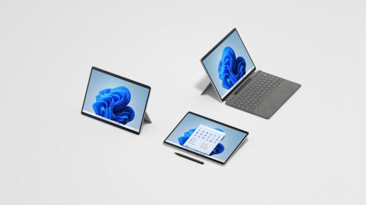 Surface Pro 8 është ndër laptopët e parë jo-gaming me ekran 120Hz