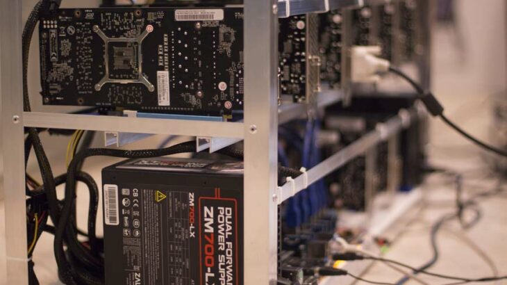 Gërmimi i Bitcoin prodhon tonelata mbetje elektronike