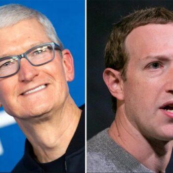 Facebook injoroi trafikimin e qenieve njerëzore në platformë derisa Apple e kërcënoi me bllokim