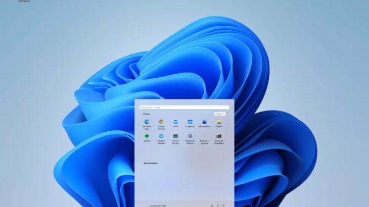 Sistemi operativ Linux që ngjan me Windows 11