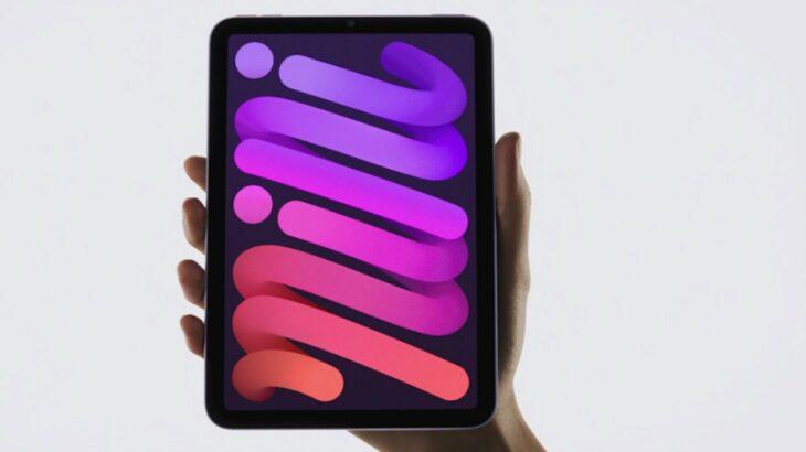 Apple rifreskon iPad mini me dizajn të ri dhe 5G