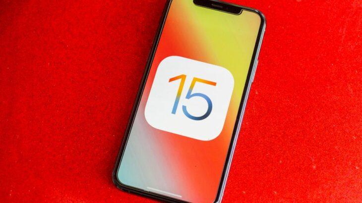 iOS 15 bëhet i disponueshëm për shkarkim