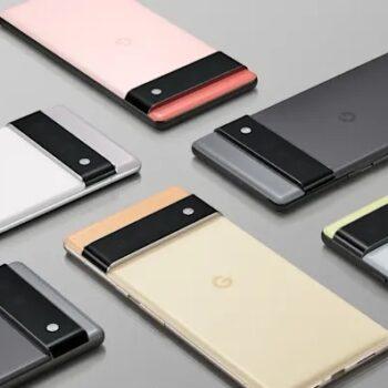 Pixel 6 dhe Pixel 6 Pro janë smartfonët e parë me procesorin e Google