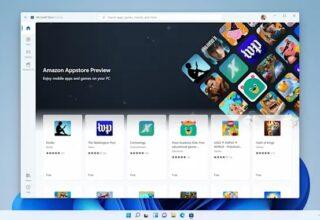 Aplikacionet Android mbërrijnë në Windows 11