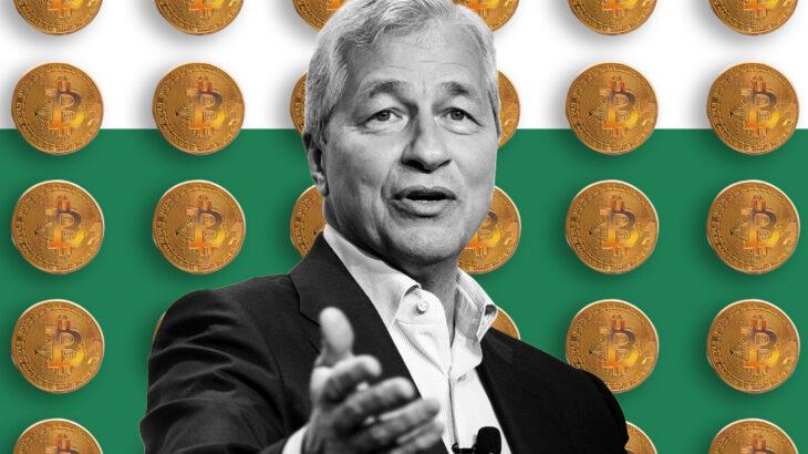 CEO i një prej bankave më të mëdha në botë: Bitcoin është i pavlerë