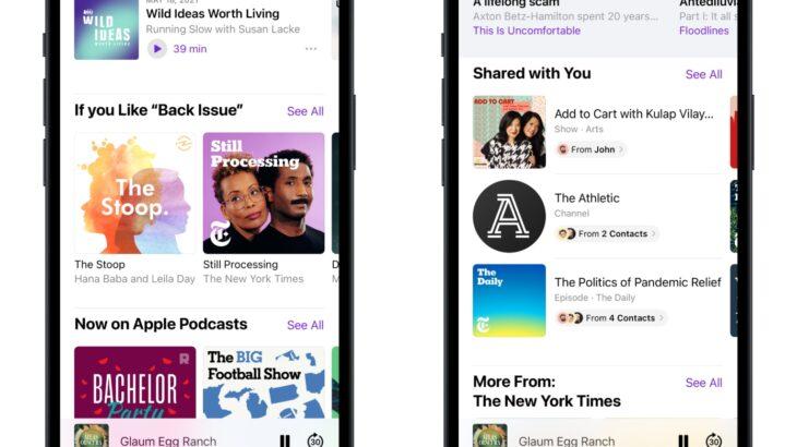 Apple dërgon një përditësim emergjent në iPhone dhe iPad
