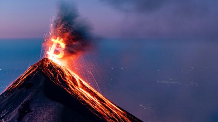 El Salvador gërmon Bitcoin me energji të gjeneruar prej vullkaneve