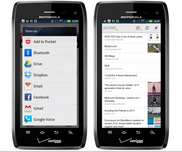 1. Pocket për Android