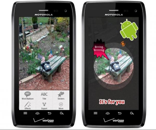 4. PicSay Photo Editor për Android