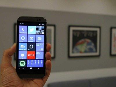 #13 HTC One M8 për Windows