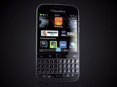 #16 Blackberry Classic