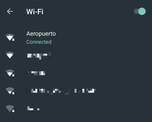 Një panel i ri Wi-Fi