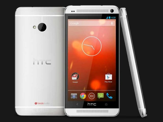 2- HTC One Google Edition
